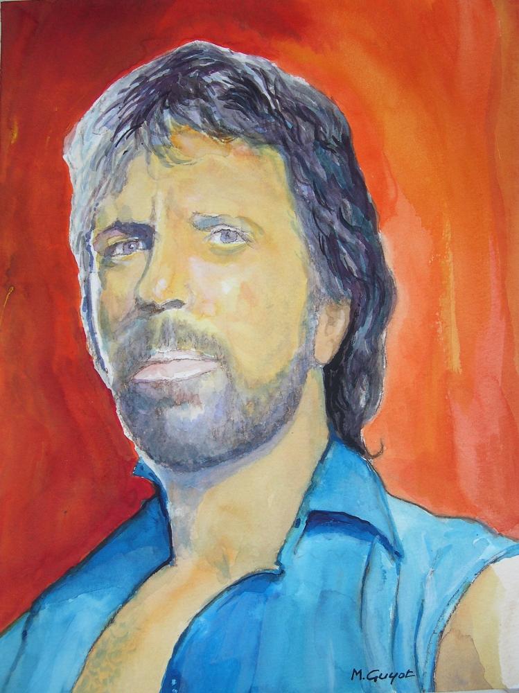 Chuck Norris par columbo